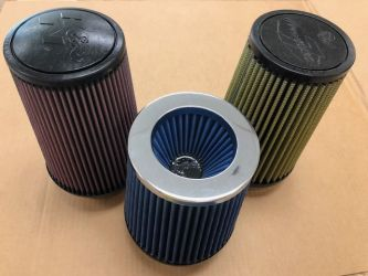 "BWoody 4"" Intake replacement filter"