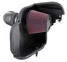 K&N Carbon fiber ZL1 Cold Air Intake