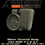 HEMI 5.7l - 6.1l 90mm drive-by-wire throttle body