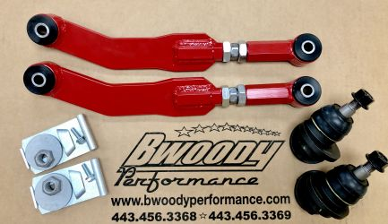 BWoody Durango alignment package (stage 1)