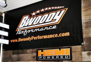 BWoody Performance Banner