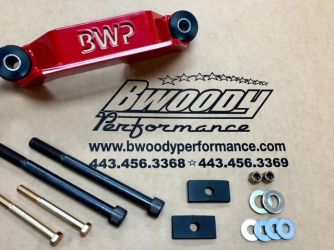 BWoody WK2 Differential Brace (2015+ Models)