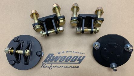 BWoody F-150 Front Coilover Conversion Kit
