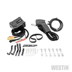 Westin Off-Road 9.5 Waterproof Winch w/ Steel Rope