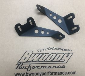 JK Hood Mount bracket kit
