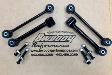 BWoody Demon upgraded sway bar links
