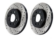 2012+ Jeep SRT-8 Stop Tech Sport stop slotted Rotors