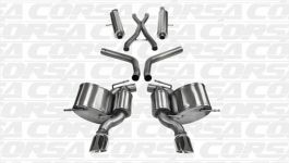 CORSA Performance Exhaust 2012+ Jeep SRT-8