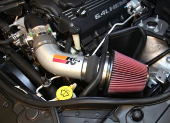 K&N Durango SRT High Flow Performance Intake
