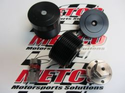 Metco Supercharger pulley