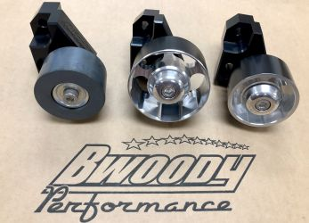 BWoody Anti-Slip idler Pulley V2
