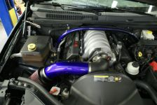 BWoody Performance Grand Cherokee 6.1L / 5.7L Velocity Plus Intake