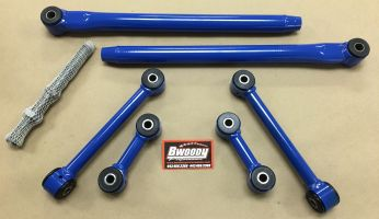 BWoody WK1 Jeep SRT8 Swaybar links + Panhard bar Package