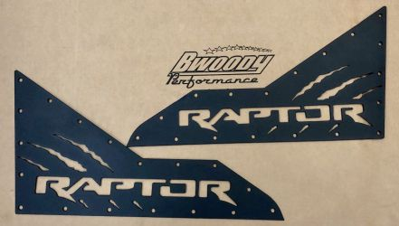 Go Rhino Sport bar 2.0 - Raptor Side Plates