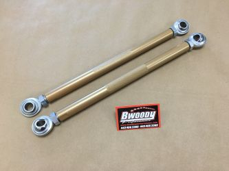 BWoody Performance Caliber SRT-4 Traction bars