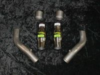 Stainless works B Lead Pipes with Converters ONLY**