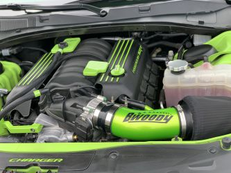 BWoody 2012+ 6.4L Velocity plus intake (Charger, Challenger, 300C)
