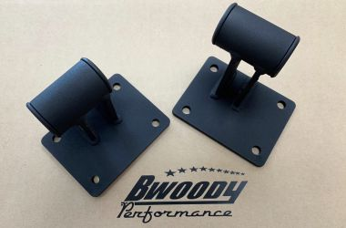 BWoody Performance Jeep SRT-8 Solid Motor Mounts